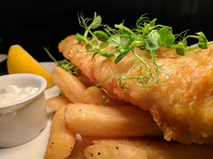 Fish and Chips - Cod Wars