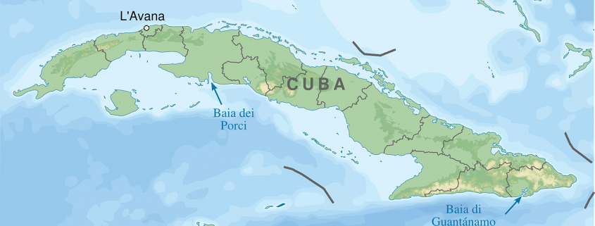 JC History Tuition - Cold War Notes - Cuban Missile Crisis - What happened during the Bay of Pigs invasion