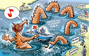 JC History Tuition Online - South China Sea Paresh Nath 27 July 2020