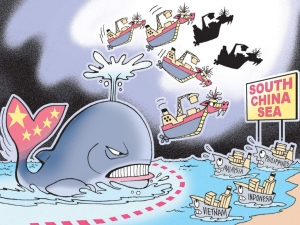 JC History Tuition Online - South China Sea Times of India 31 October 2019